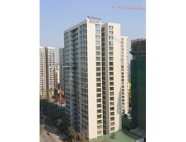 Flat on rent in Rustomjee Seasons, Bandra Kurla Complex