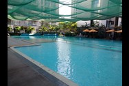 Swimming Pool1 - Rustomjee Seasons, Bandra Kurla Complex