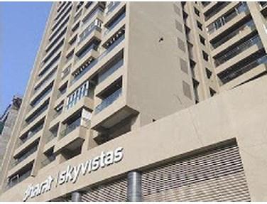 Flat on rent in Bharat Sky Vistas, Andheri West