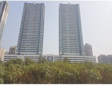 Flat on rent in Ajmera Zeon, Wadala