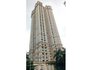 Flat on rent in Octavius, Powai