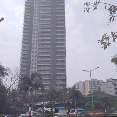 Flat on rent in Lakefront Solitaire, Powai