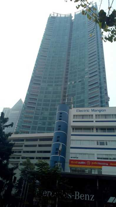 Main - Ahuja Towers , Prabhadevi