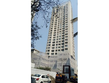 Flat on rent in Neumec Chandelier Court, Worli