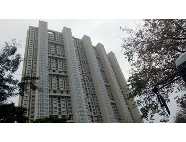 Flat on rent in Planet Godrej, Mahalaxmi
