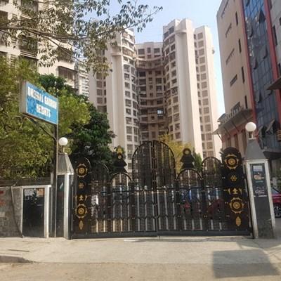 Flat on rent in Dheeraj Gaurav Heights, Andheri West