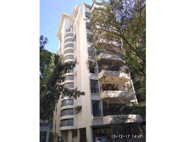 Flat on rent in Daffodils, Bandra West
