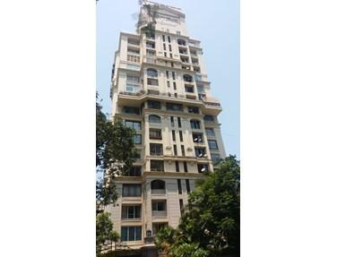 Flat on rent in Raheja Sunkist, Bandra West