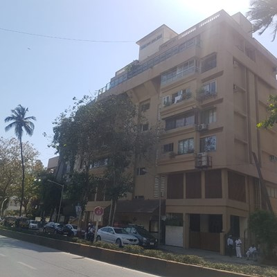Flat on rent in Sea Sparkle, Juhu