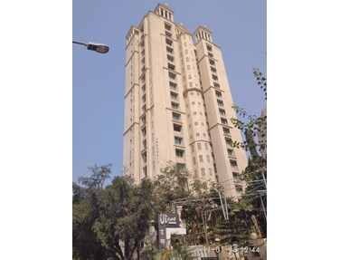 Flat on rent in Ambrosia, Powai