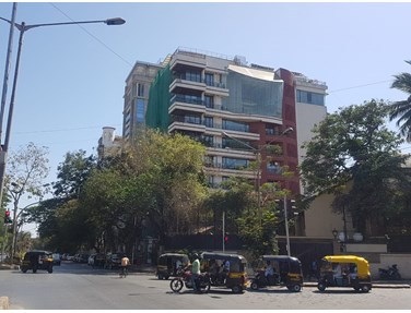 Office on rent in Harsh Jyot, Juhu