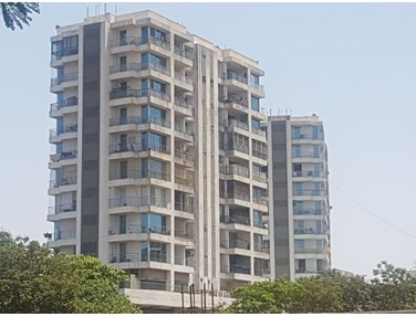 Flat on rent in Amogh, Juhu