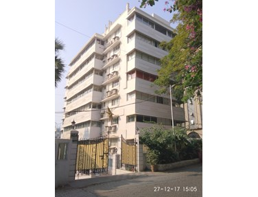 Flat on rent in Wilnomona, Bandra West