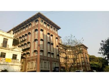 Dhanraj Mahal, Colaba