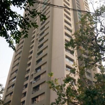Flat on rent in Pearl Residency, Prabhadevi
