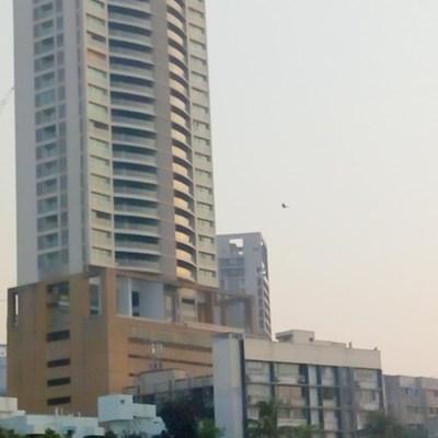 Flat on rent in Bayview Terraces, Prabhadevi