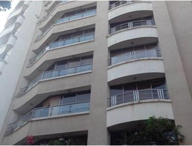 Flat on rent in Casa Blanca, Bandra West