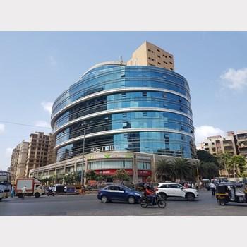Office on rent in Hubtown Solaris, Andheri East