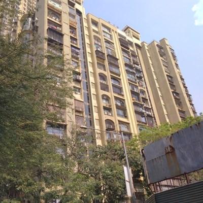 Flat on rent in Duplex Heights, Andheri West