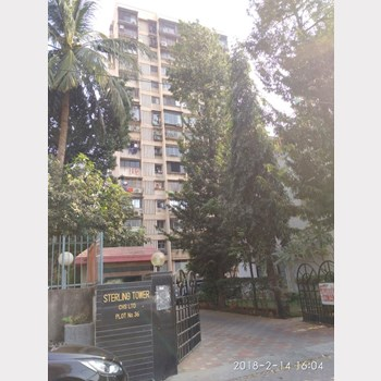 Flat for sale in Sterling Tower, Andheri West