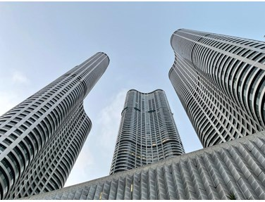 Flat on rent in Lodha World One, Lower Parel