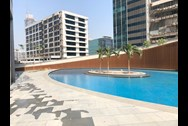 Swimming Pool - World One, Lower Parel