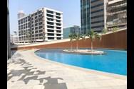 Swimming Pool - Lodha World One, Lower Parel