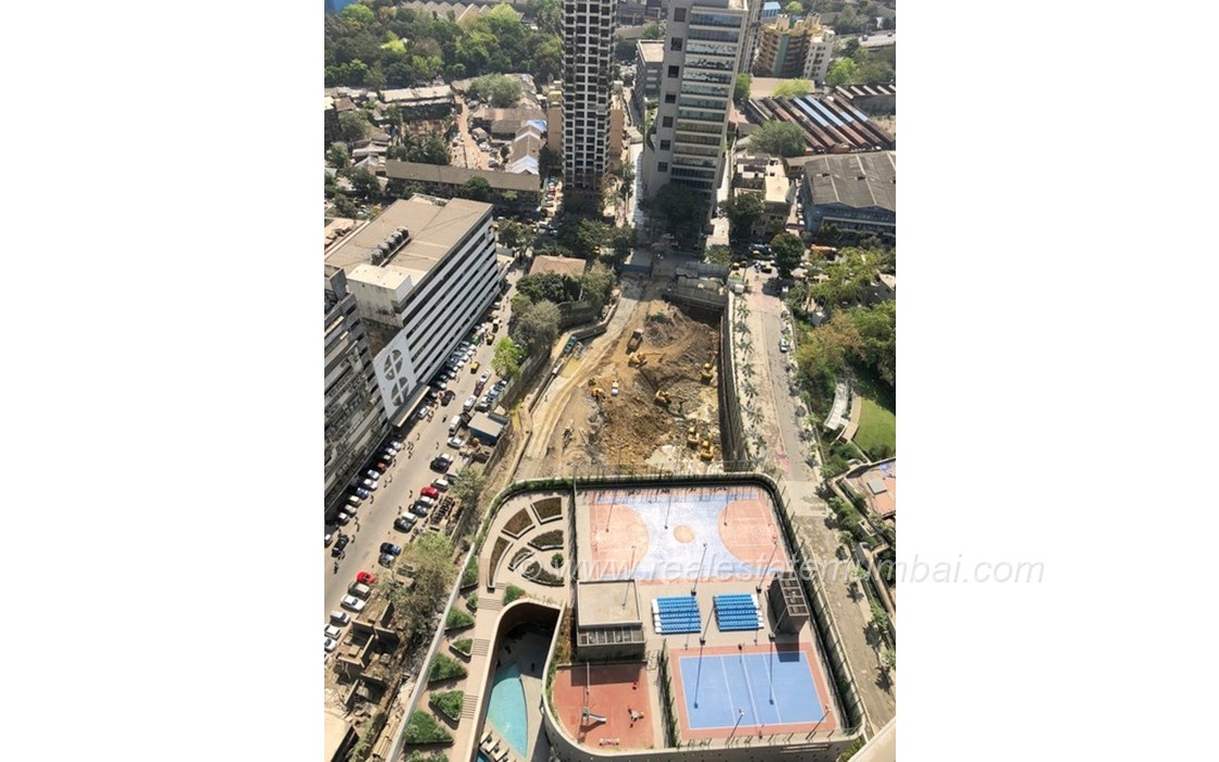 Utility Space - Lodha World One, Lower Parel