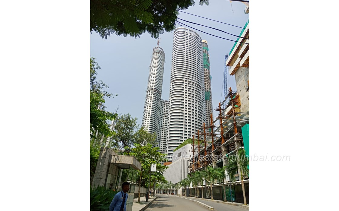 Building - Lodha World Crest, Lower Parel
