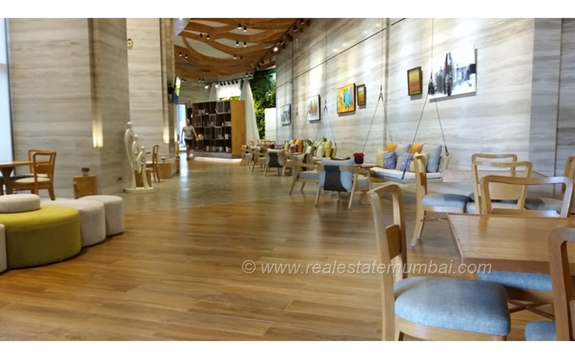 Common Area4 - Lodha World Crest, Lower Parel