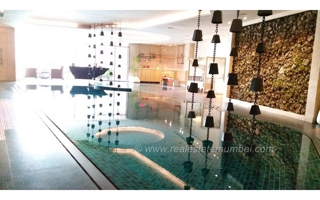 Swimming Pool1 - Lodha World Crest, Lower Parel