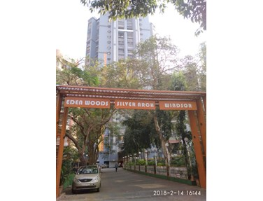 Flat on rent in Silver Arch, Andheri West