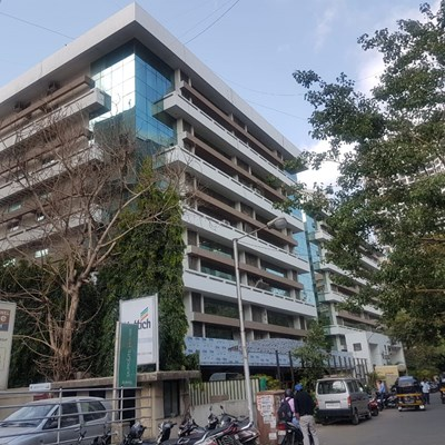 Office on rent in Oberoi Chambers, Andheri West