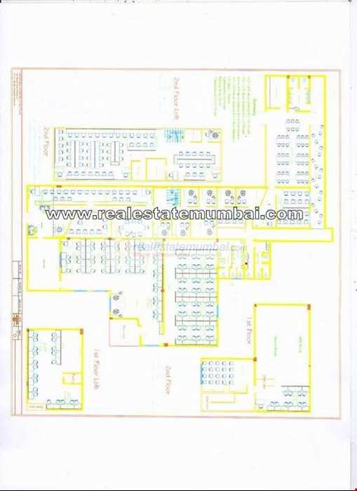 Location Plan - D.C.Business Centre, Andheri East