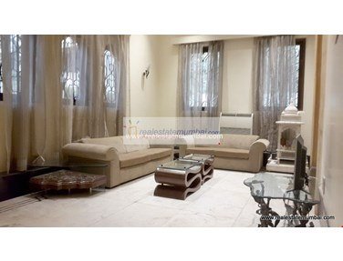 Living Room - Pratiksha Bunglow, Juhu