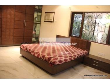 Master Bedroom - Pratiksha Bunglow, Juhu