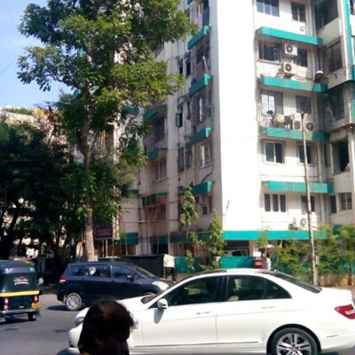 Flat on rent in Green Gates, Bandra West
