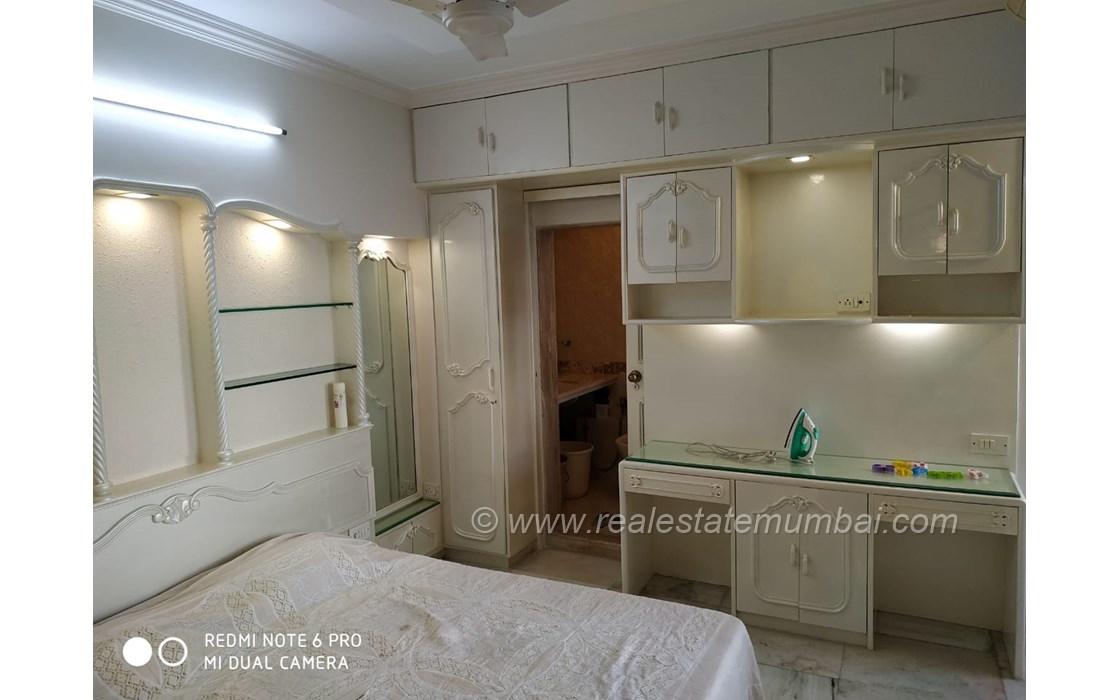 Master Bedroom - Silver Cascade, Bandra West