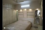 Master Bedroom1 - Silver Cascade, Bandra West