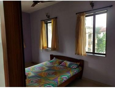Master Bedroom - Usha Sadan, Colaba