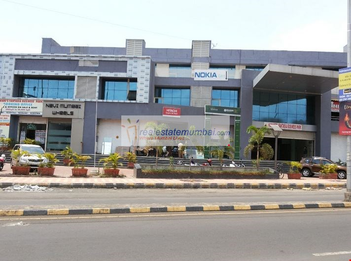 Semi Furnished Office Space for sale in Haware Fantasia, Vashi, Next To  Inorbit Mall, Sector 30A,