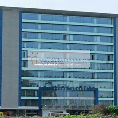 Office on rent in Trade Centre, Bandra East