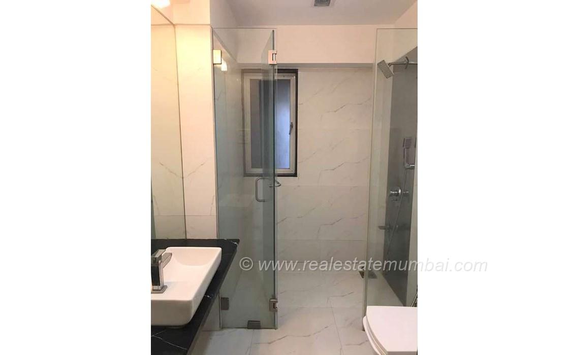Master Bathroom - Lamour, Bandra West