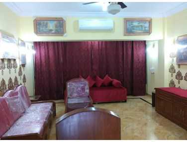 Flat on rent in Shatdal, Andheri West
