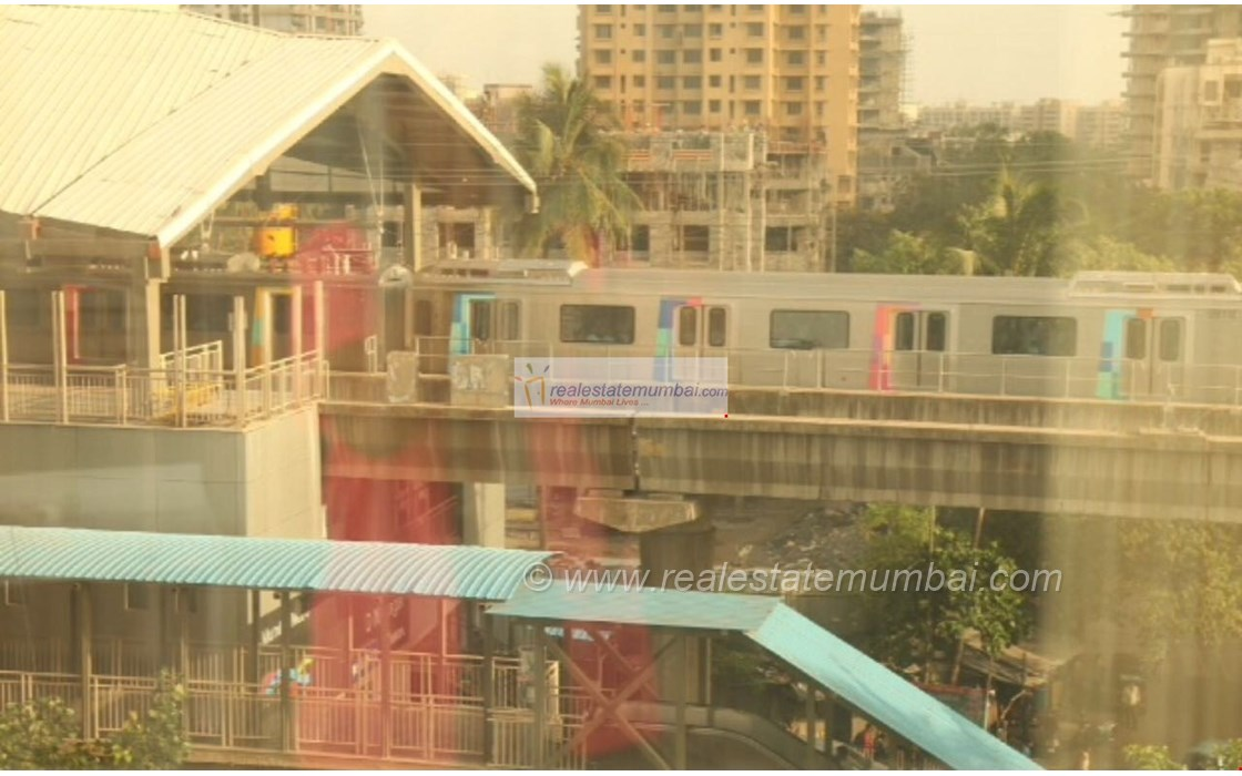 View - Cosmos Plaza, Andheri West