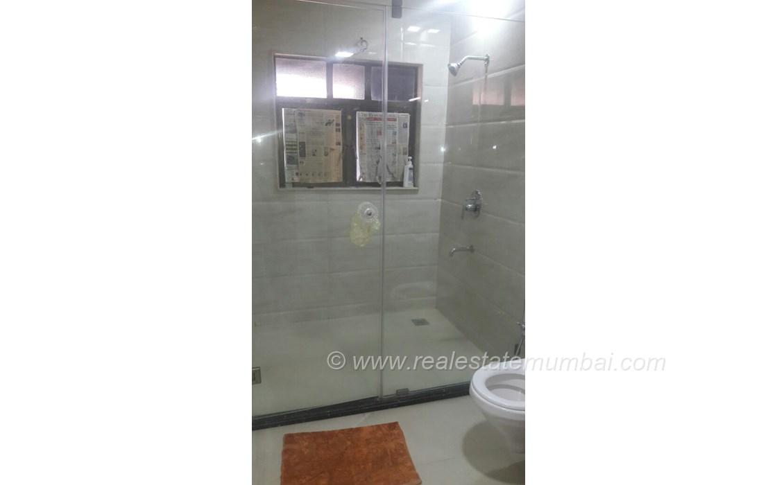 Bathroom 2 - Akshay Girikunj, Andheri West