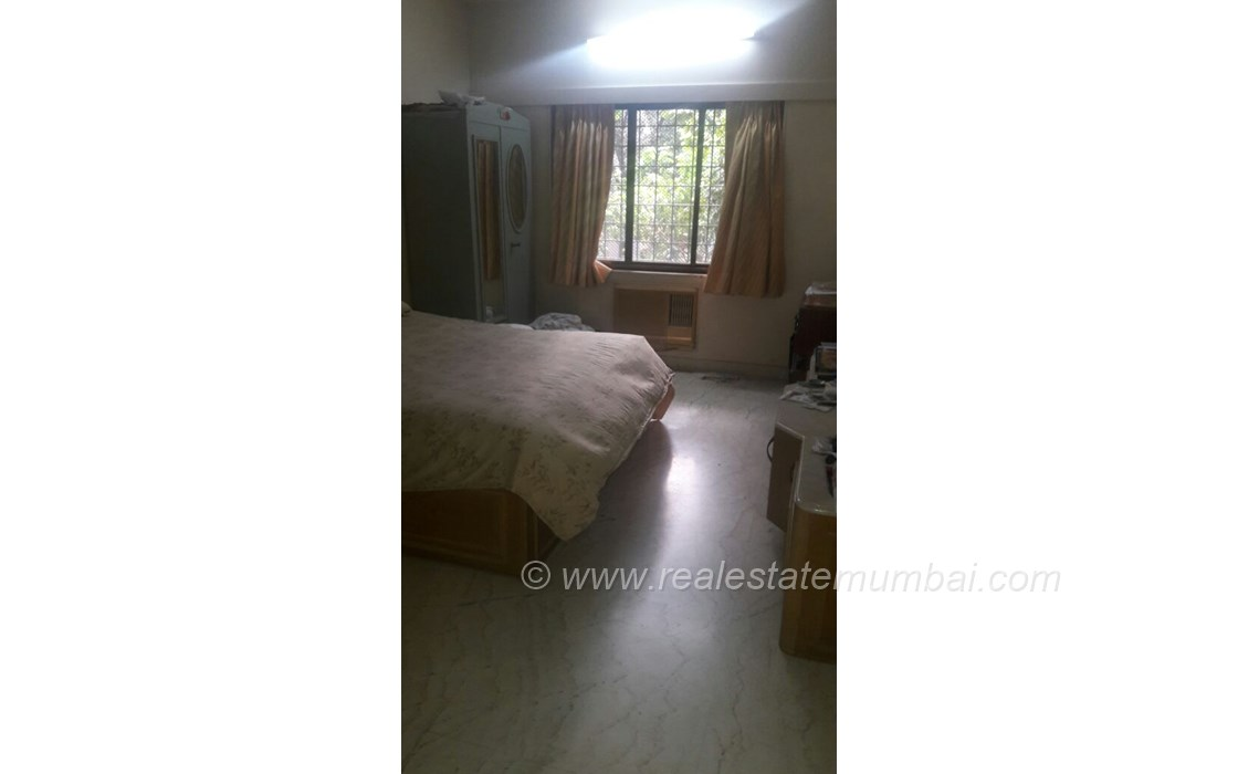 Bedroom 2 - Akshay Girikunj, Andheri West
