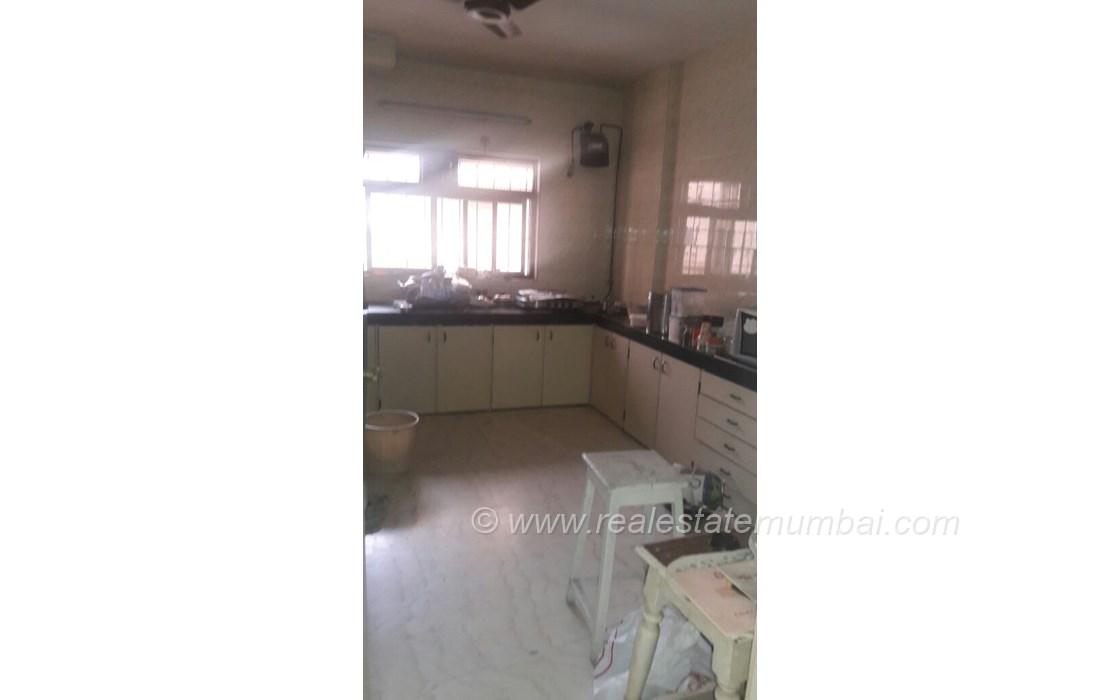 Kitchen - Akshay Girikunj, Andheri West