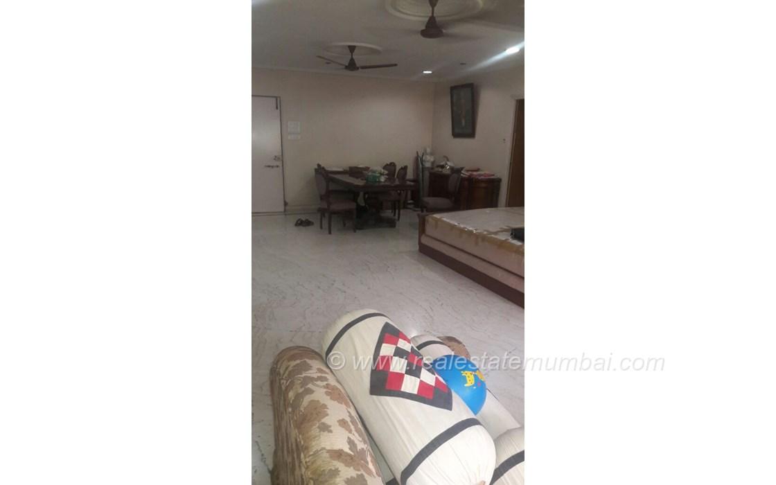Living Room - Akshay Girikunj, Andheri West