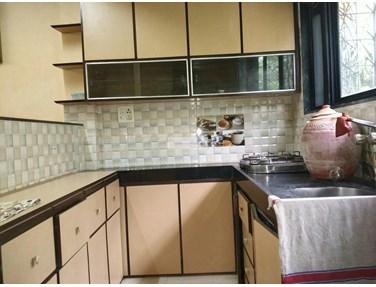 Kitchen - Adarsh Nagar Society, Worli